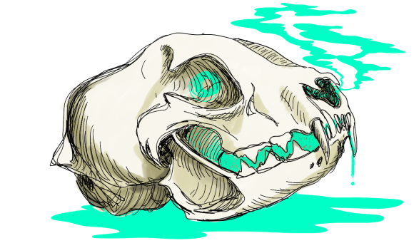 Ether Skull
