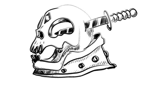 skullknife